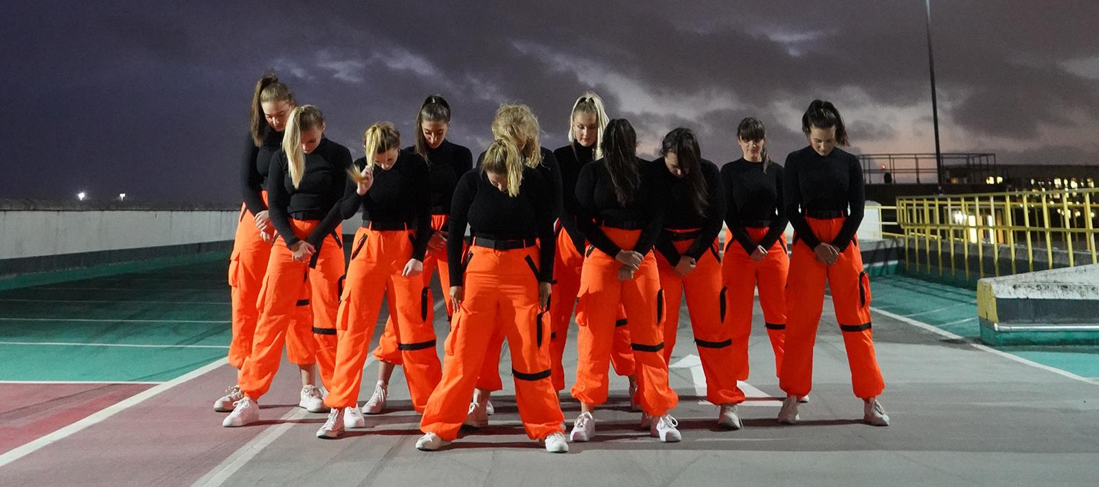 Immersive Dance Company Southampton